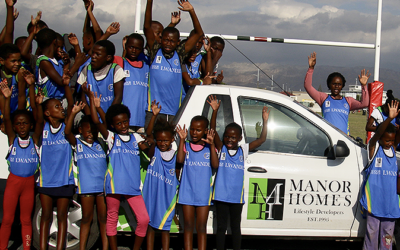Lwandle finds a Home with Manor Homes