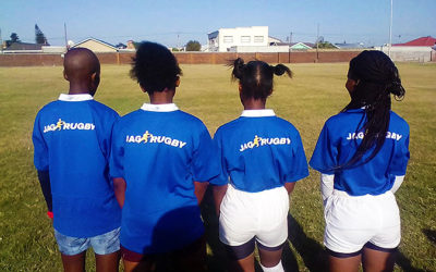 Girls of Khayelitsha making Big Strides